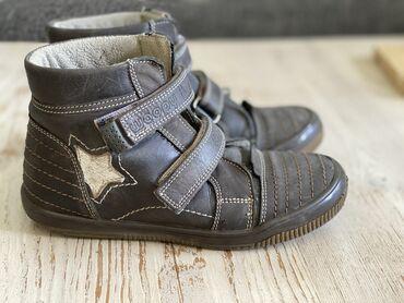 Ботинки (Кожа) Деми, размер 30