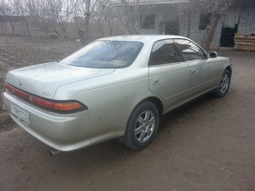 Toyota Mark II 1993 в Джавонон - фото 4