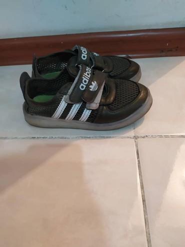 туфли зелёного цвета в Кыргызстан: Ботас 33размер цвет хаки