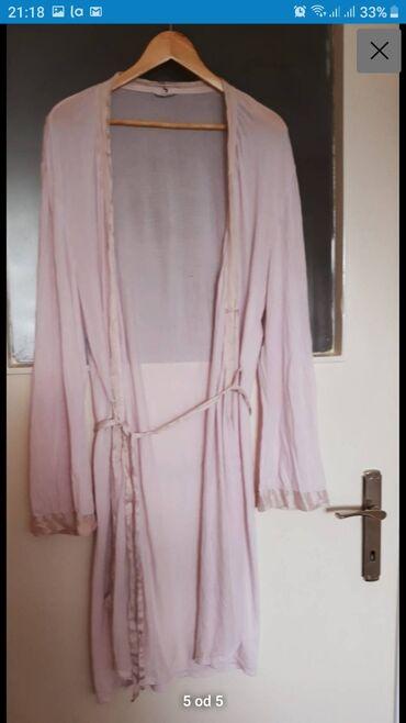 Ženska kućna odeća - Kraljevo: KIMONO BADEMANTIL. Ogrtac. Vel. 44/46 (oznacen sa 40/42, ali je