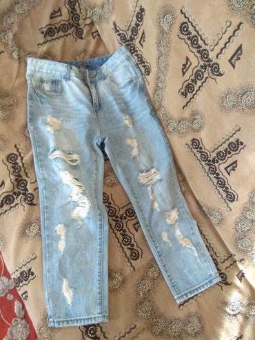 Новые джинсы 27 размер в Токмак