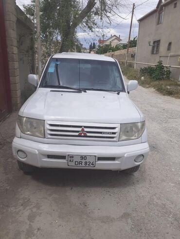 avtomobil nissan mikra - Azərbaycan: Mitsubishi Digər model 1.8 l. 1999 | 330000 km