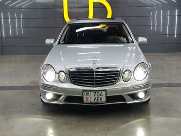 Mercedes-Benz E-Class 3 л. 2008 | 250000 км
