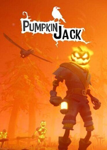 Sport i hobi - Razanj: Pumpkin Jack PC IgraProdajem ovu PC igru.Igra je nova.Moze slanje