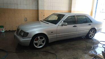 в Каракол: Mercedes-Benz 500 5 л. 1996 | 2 км