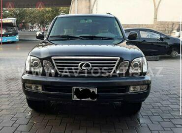 Lexus - Azərbaycan: Lexus LX 4.7 l. 2005 | 180000 km