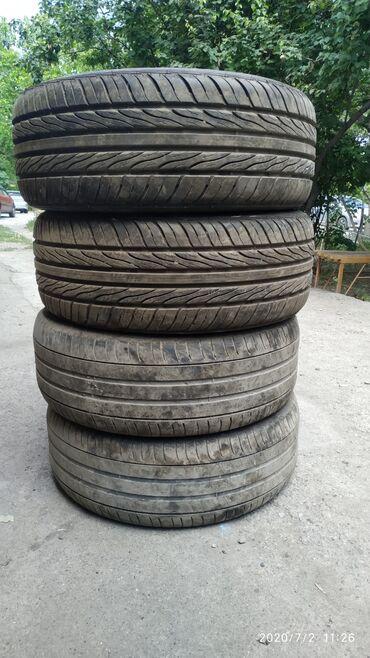Продаю летние шины в отличном состоянии R17 225/55