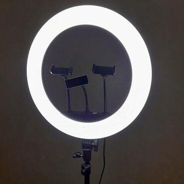 свет студийный в Кыргызстан: Обзор 45 диаметраmodel -18n*цена указана за полный комплект включая