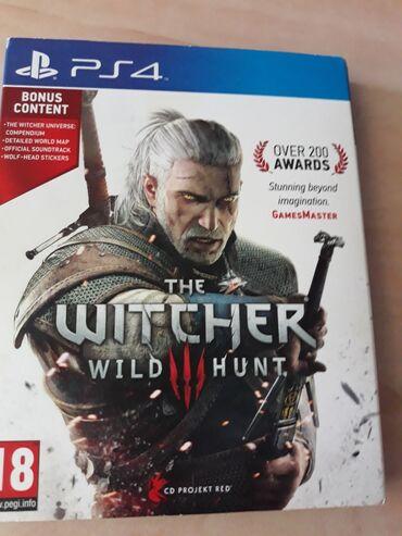 The witcher 3 wild hunt bonus content ps4