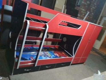 2х яростные кровати от 8500сом +доставка и на заказ в Бишкек