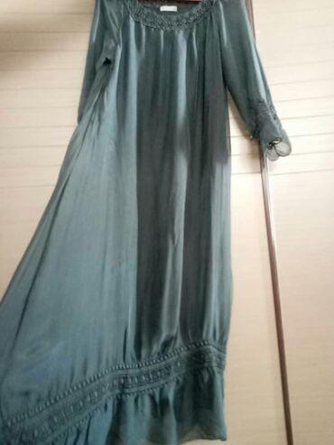 платье на лето в Кыргызстан: Итальянское платья.Размер стандарт!Очень легкое на лето