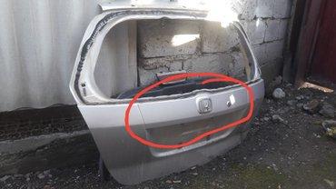 продаю! цена 400 сом если интересует вас то это крышка багажника от хо в Бишкек