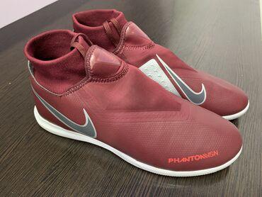 butsy firmennye nike в Кыргызстан: Продаются зальники Nike Phantom 40 размер, новые, маленький брак в