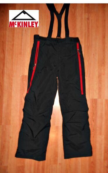 Ski pantalone McKinley vel.13-15  Ski pantalone McKinley vel.13-15 kao