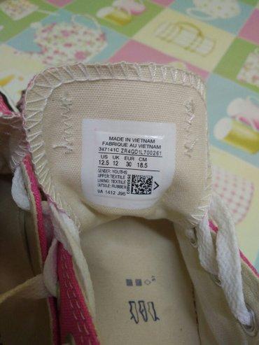 Παιδικά παπούτσια για κορίτσι χρώμα φούξια  converse all star νούμερο  σε Σέρρες - εικόνες 4