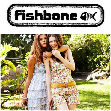 *** fishbone *** cvetni top kombinezon - Belgrade