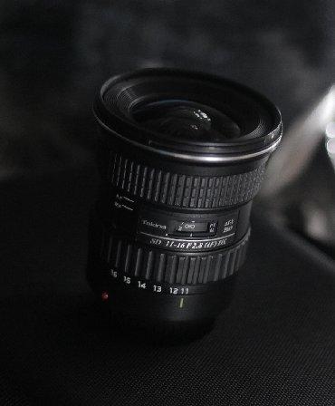 аккумулятор для фотоаппарата canon в Кыргызстан: Tokina 11-16 f2.8 canon  обмен