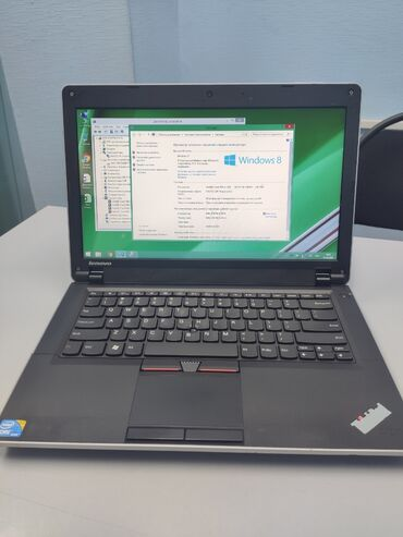 Продаю Lenovo thinkpad Edge. Процессор Intel Core i3Оперативная память