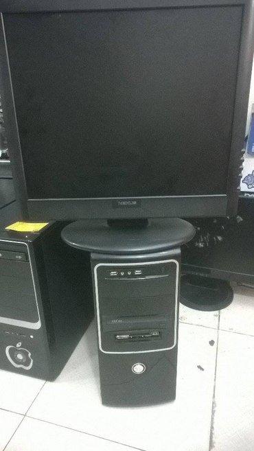 Bakı şəhərində Nexsus kompuyter hdd-250 q ram-2 core2 duo 2.2 3.2 ghz qarisixdi