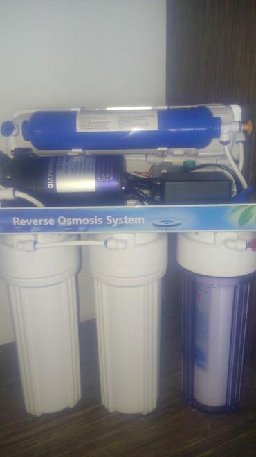 фильтр для кофемашины делонги в Кыргызстан: Продаю фильтр для воды 5 ступенчатый с насосом, установкой!