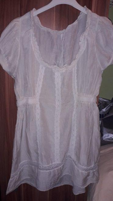 Majica leprsava,prelepa,nikad nosena,prljavo bela - Backa Palanka