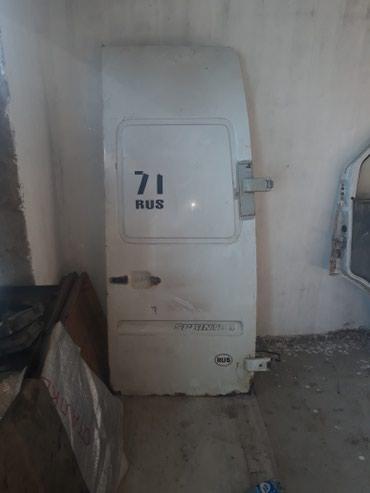Двери зад.прав.на спринтер. в Беловодское