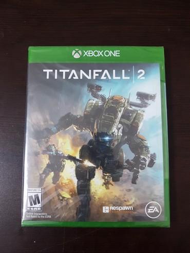 one-plus-one - Azərbaycan: Xbox One TitanFall 2 Oyun diski Original bağlı qutuda