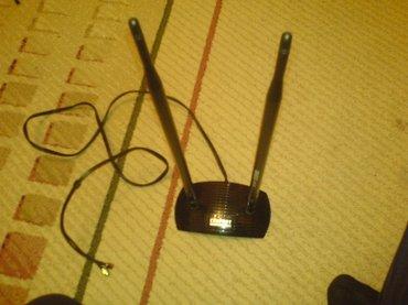 Bakı şəhərində Teze karobkada wayfay qebuledici antenna satilir her antenanin gucu- şəkil 3