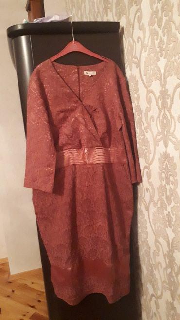 Xırdalan şəhərində Satilir original X lady markasinin 46 olculu ziyafet paltari.1 defe