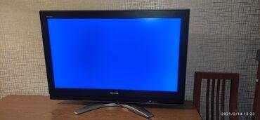 islenmis taxta satilir в Азербайджан: Televizor satilir 300azn toshiba firmasi islenmis ela veziyetde
