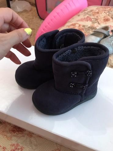 Uşaq ayaqqabıları Xırdalanda: 6 aydan geyindirmishdim teze kimidi ushaq qucaqda gezirdi deye