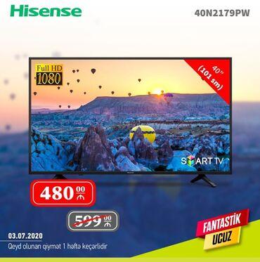 Televizor 480 manatdan