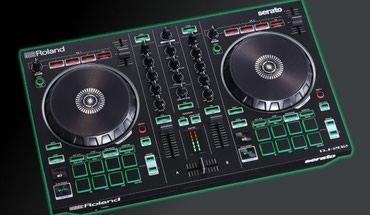 Dj контроллер ROLAND DJ 202!!! Есть в Бишкек