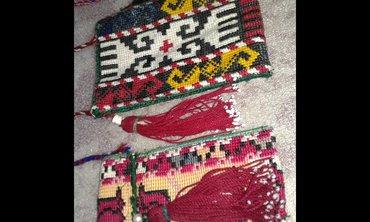 Чехлы для телефонов в национальном стиле. полностью ручная вышивка. в Душанбе - фото 2