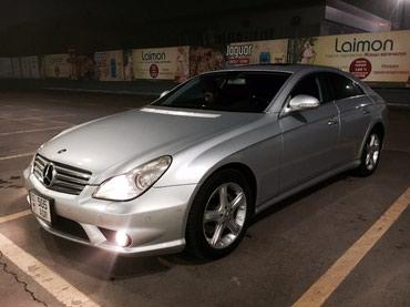 Mercedes-Benz CLS 500 2005 в Бишкек