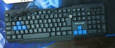 Клавиатура USB. Новая. в Бишкек