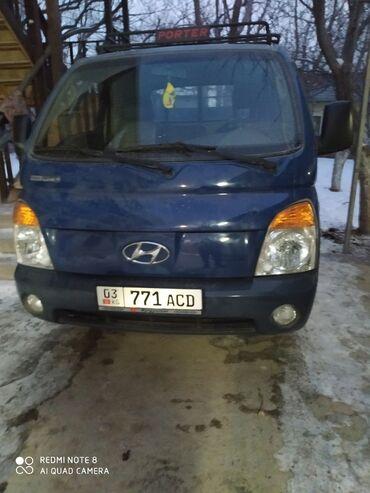 портер 1 in Кыргызстан | АВТОЗАПЧАСТИ: Портер Международные перевозки, Региональные перевозки, По городу | Переезд