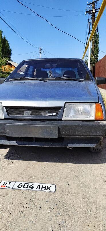 ВАЗ (ЛАДА) 2109 1.5 л. 1994 | 78000 км