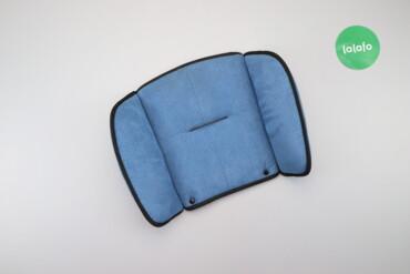 Ортопедична подушка синього кольору    Довжина: 44 см Ширина: 31 см  С