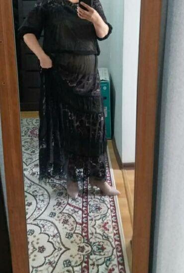 вечернее женское платье в Кыргызстан: Платье женское Вечернее Размер:50-52 Производство:Турция
