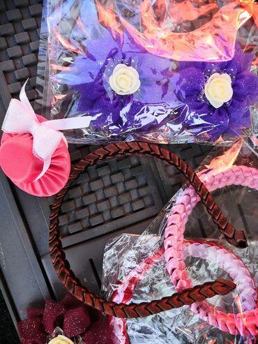 Продаю резиночки оптом и в розницу, ободки, цветочки, все ручной работ