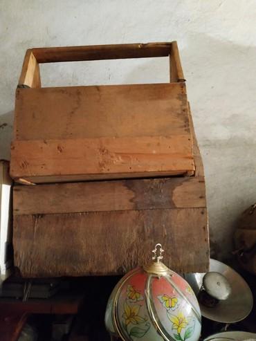 ящики для абрикоса в Кыргызстан: Продам ящик для вина большие. По 500 сом