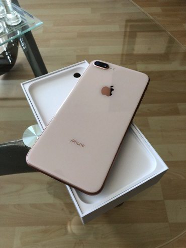 Купить iphone 8 plus в Бишкек