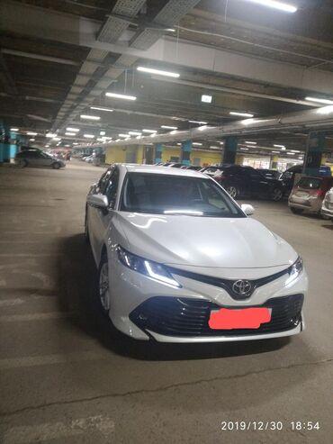 Toyota Camry 2.5 л. 2019 | 20000 км