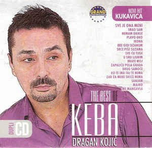 The best off keba 2 cd - Beograd