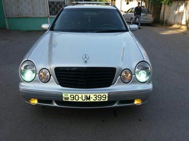 диски на мерседес w124 в Азербайджан: Mercedes-Benz E 240 2000
