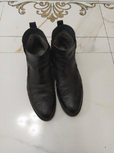Мужские ботинки в Кыргызстан: Турция, 44 размерб/у, кожаные