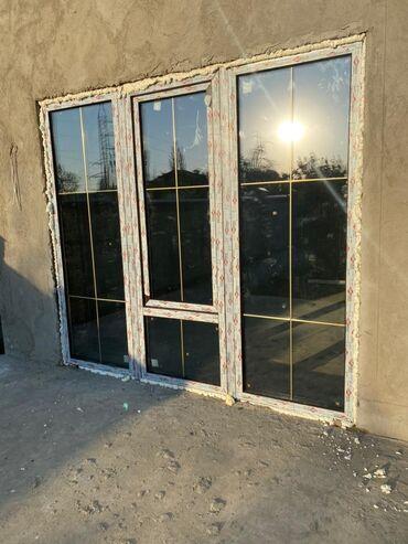 пвх пластик бишкек in Кыргызстан | ОКНА: Окна, Двери, Подоконники | Установка, Изготовление, Обслуживание | Больше 6 лет опыта