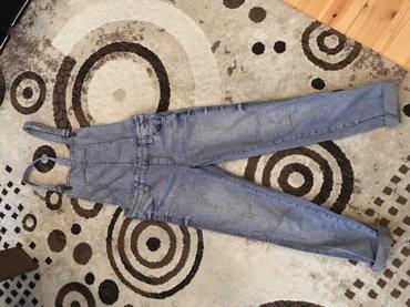 Xırdalan şəhərində Jeans kombinezon, 1 defe istifade olunub, yenidir