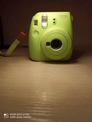 фотоаппарат canon eos 650 d в Кыргызстан: Продаю instax mini 9Чехол в подарокПочти не пользовалисьВозможен торг